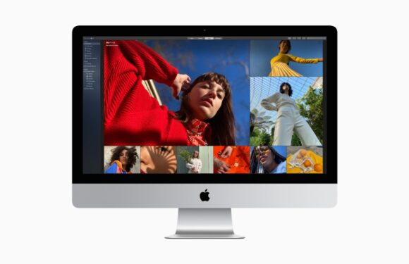 iMac 2021 ontwerp
