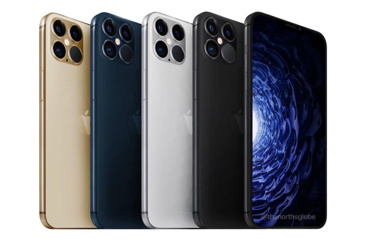 'iPhone 12 en iPhone 12 Pro verschijnen eerst, mini en Pro Max volgen later'