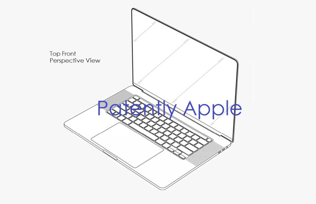 'Nieuwe MacBook Pro krijgt voorkantvullend scherm met dunne randen'