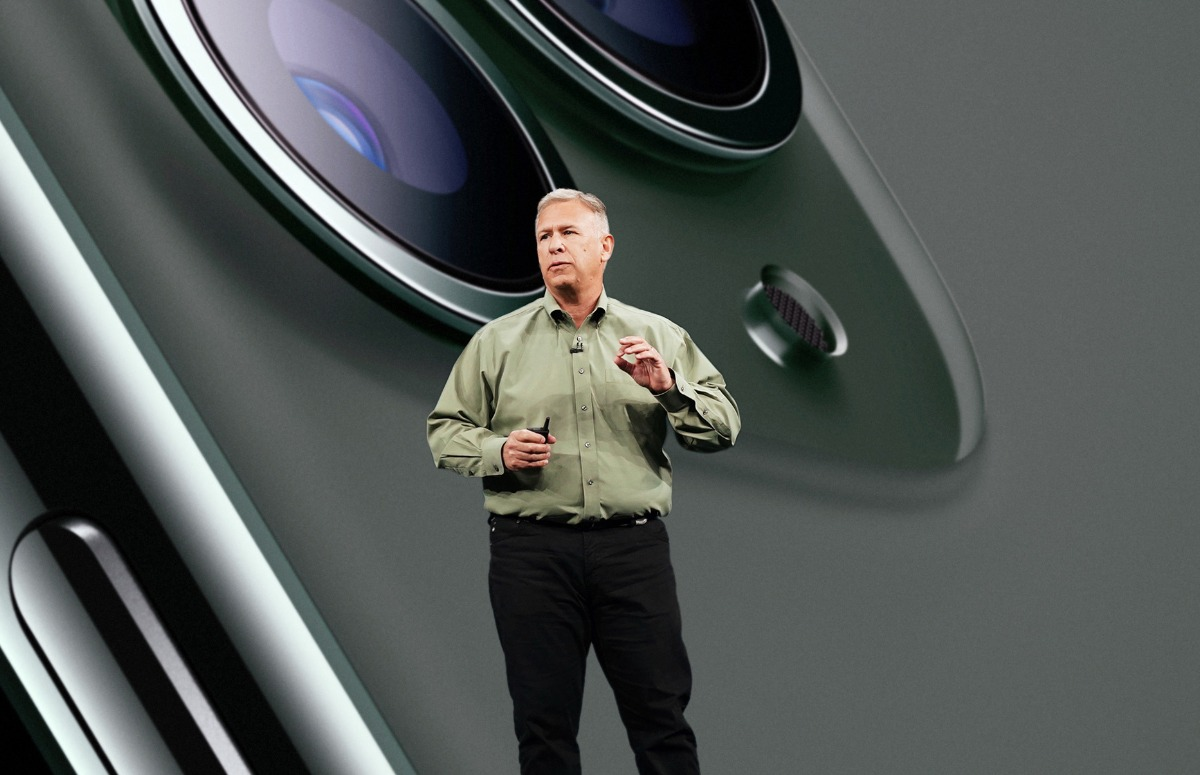 Apple krijgt nieuwe marketingbaas, Phil Schiller benoemd tot Apple Fellow