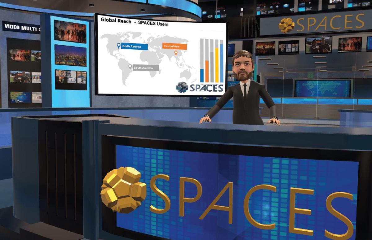 Apple neemt VR-bedrijf 'Spaces' over, mogelijk voor samenwerking Apple Glass
