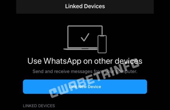 WhatsApp synchronisatie