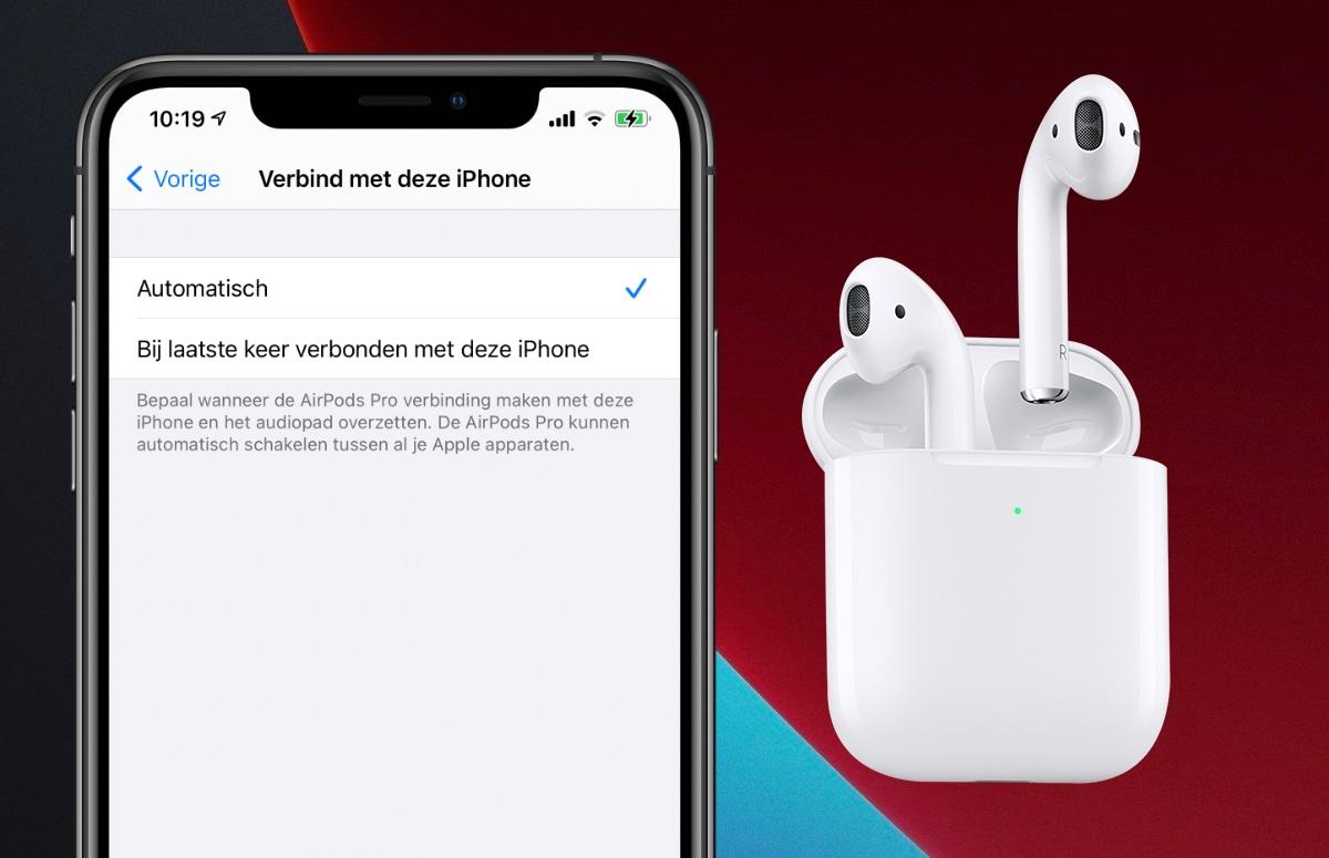 iOS 14 tip: Zo voorkom je dat AirPods automatisch wisselen tussen iPhone en iPad