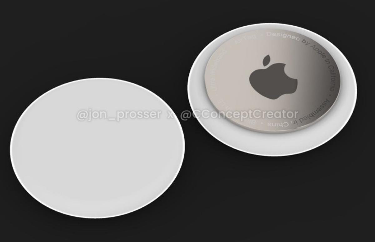 'Zo zit de AirTag-tracker van Apple straks aan je sleutelbos'