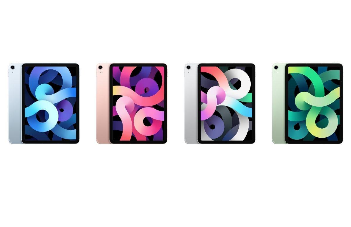 iPad Air 2020 gepresenteerd