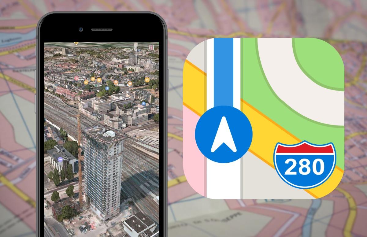 Tip: Bekijk je woonplaats in 3D met Apple Maps