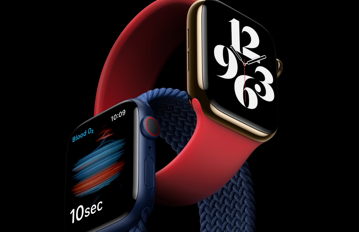Apple Watch Series 6 onthuld