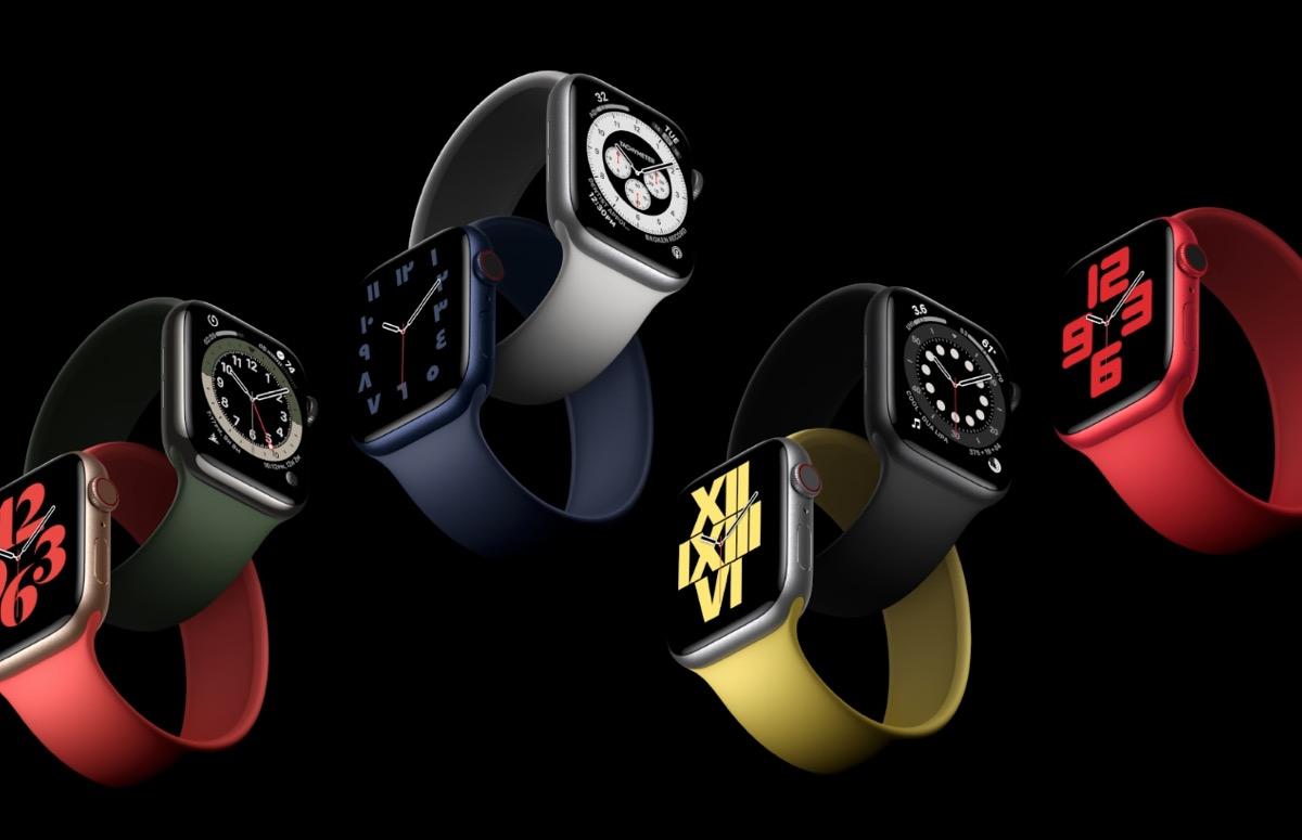 Apple Watch Series 6 officieel onthuld: alle nieuwe functies op een rij