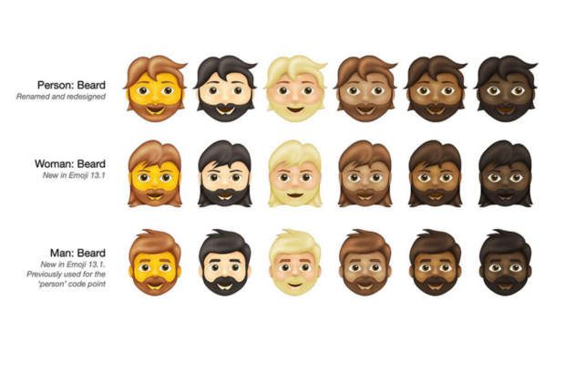 emoji's 13.1