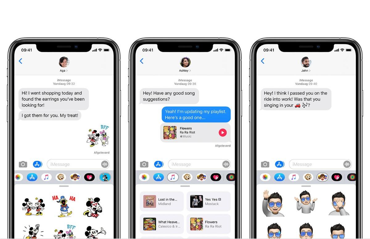 iMessage uitzetten op iPhone, iPad en Mac: zo doe je dat