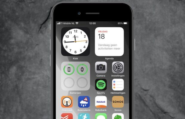 iOS 14 problemen