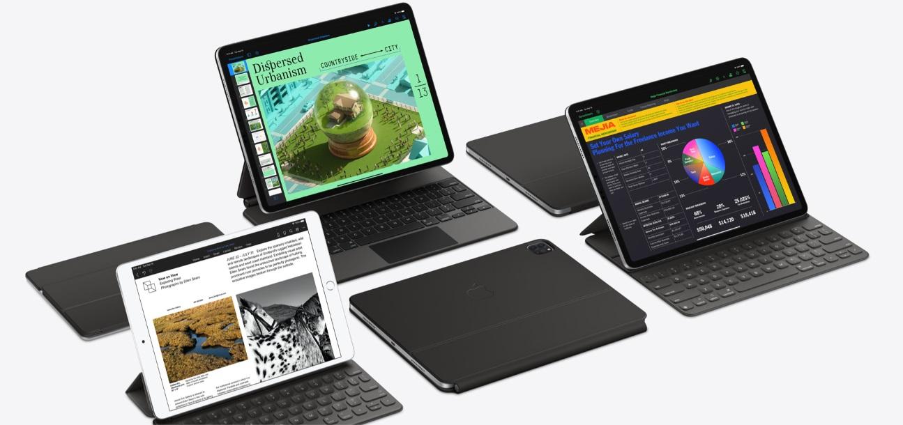 Hoe gebruik je de Apple iPad Air 2020 als laptop?
