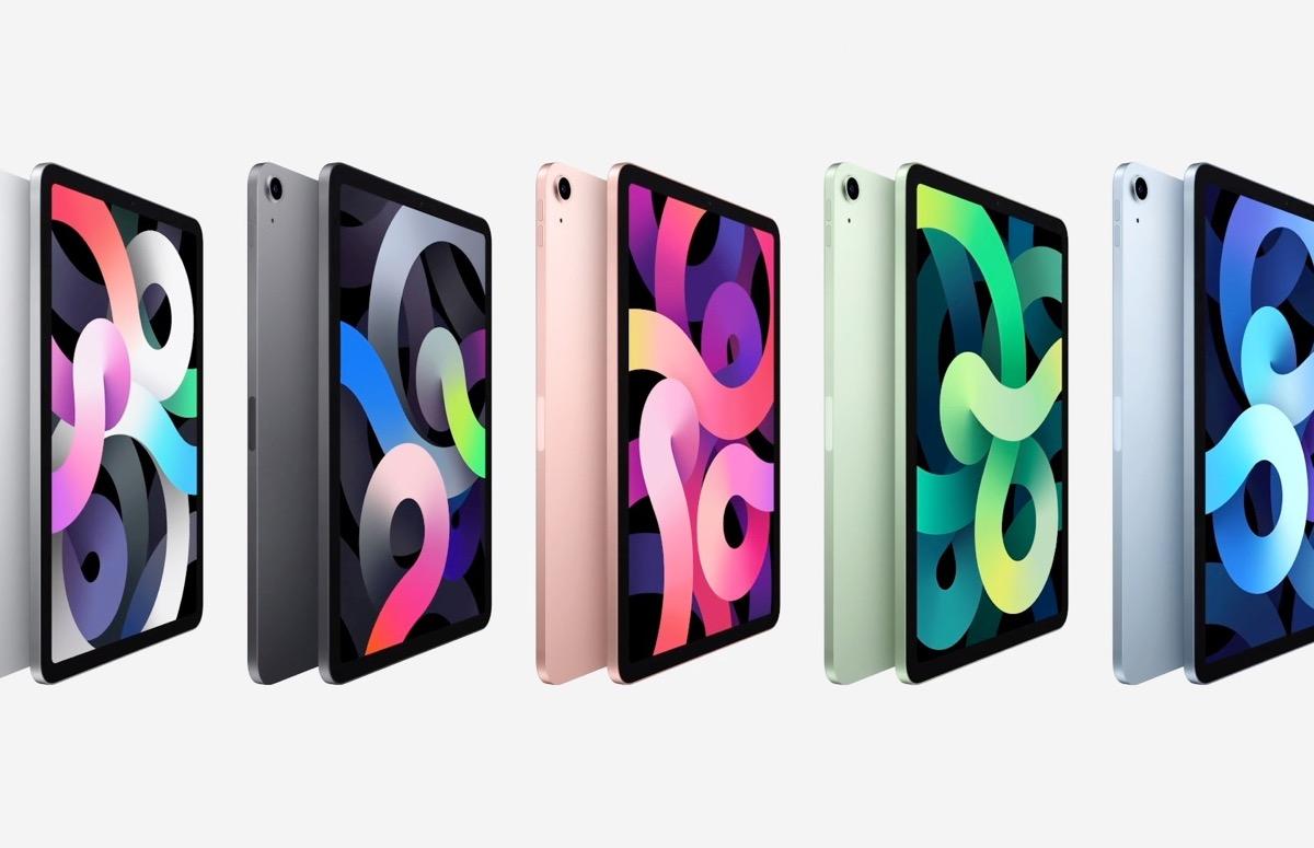 'iPad Air 2020 ruim 40 procent sneller dan voorganger'