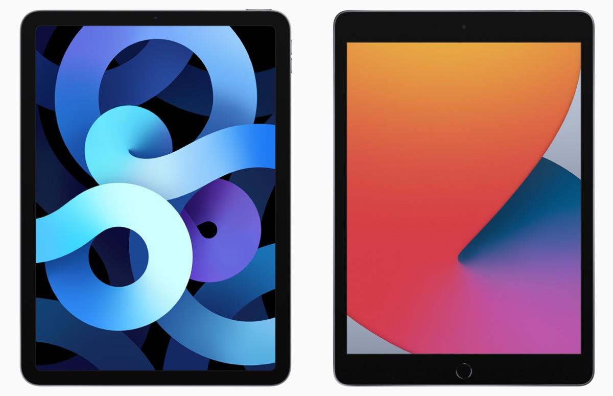iPad Air (2020) vs iPad (2020): de vier belangrijkste verschillen