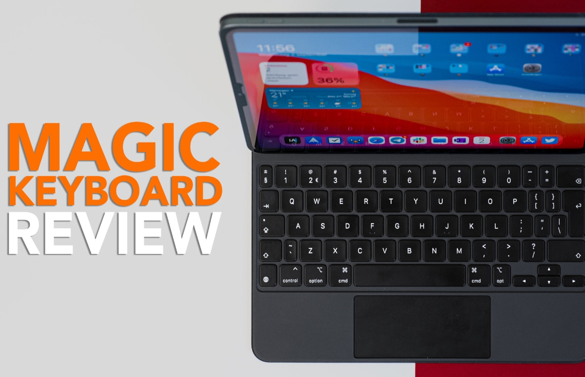 Video van de week: Magic Keyboard review