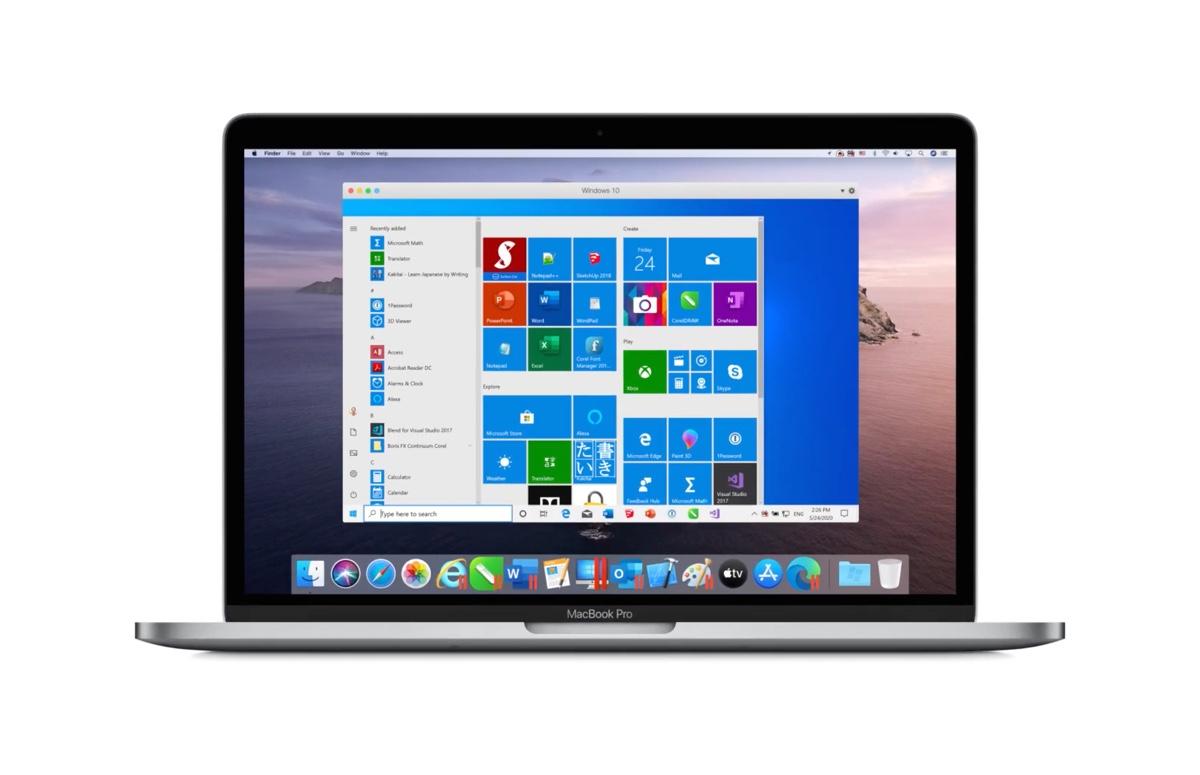 Parallels Desktop 16 slaat een brug tussen macOS en Windows (win een gratis code!)