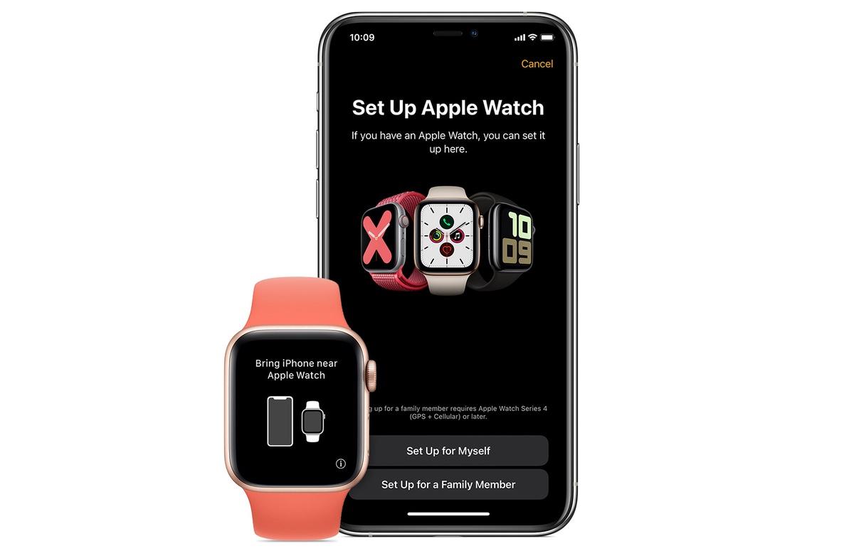 watchOS 7-tip: zo stel je Gezinsconfiguratie in op de Apple Watch