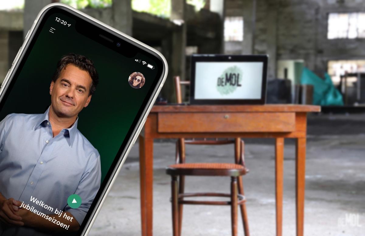 Wie is de Mol-jubileum: zo ontmasker je de mol in de iOS-app