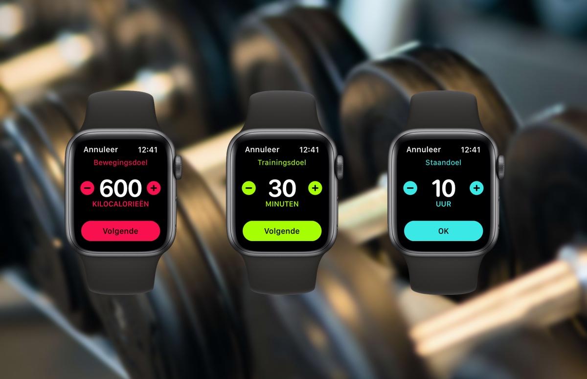 watchOS 7-tip: Zo wijzig je de Activiteitendoelen op je Apple Watch