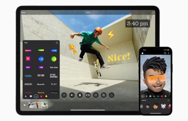 Apple clips update
