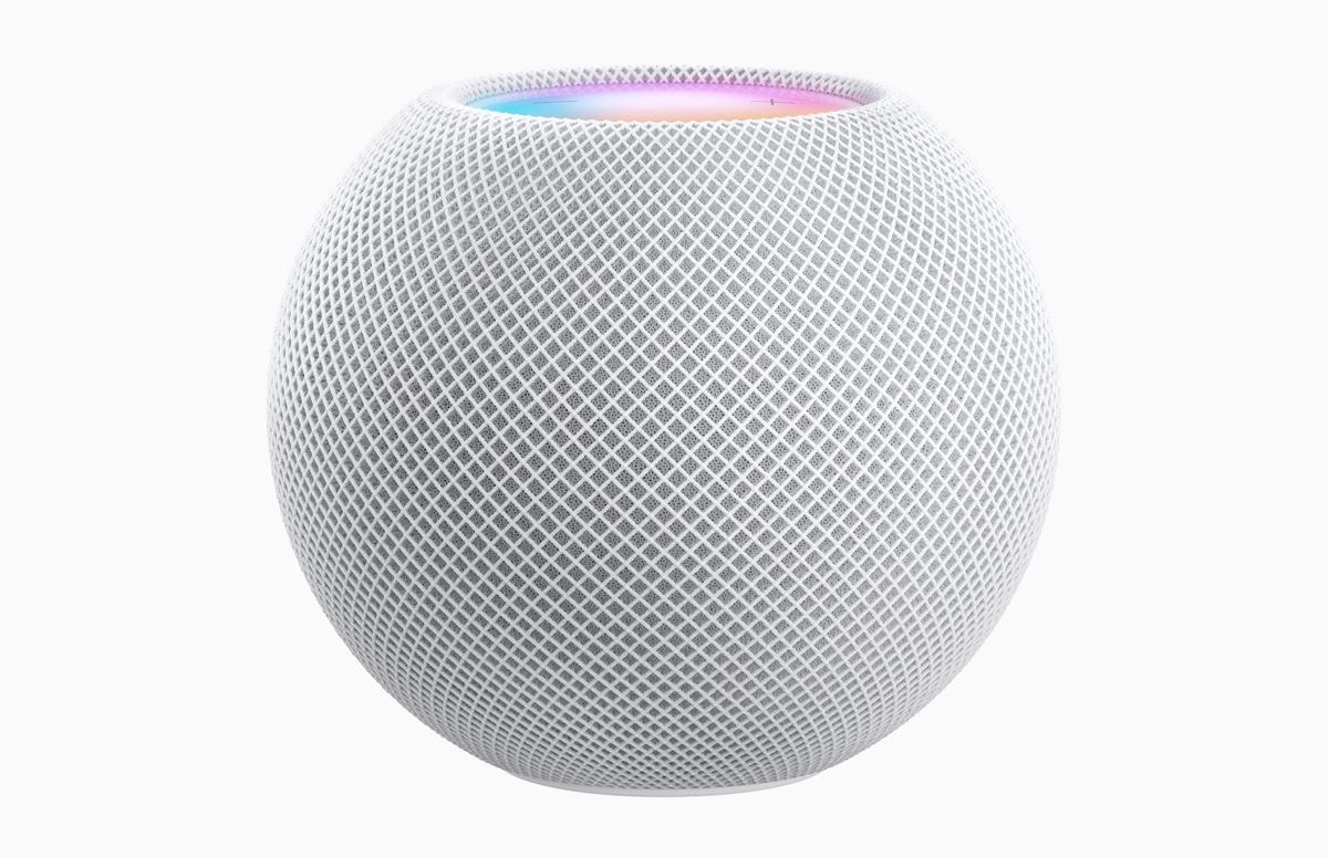 Apple onthult HomePod mini: compact en weer iets slimmer