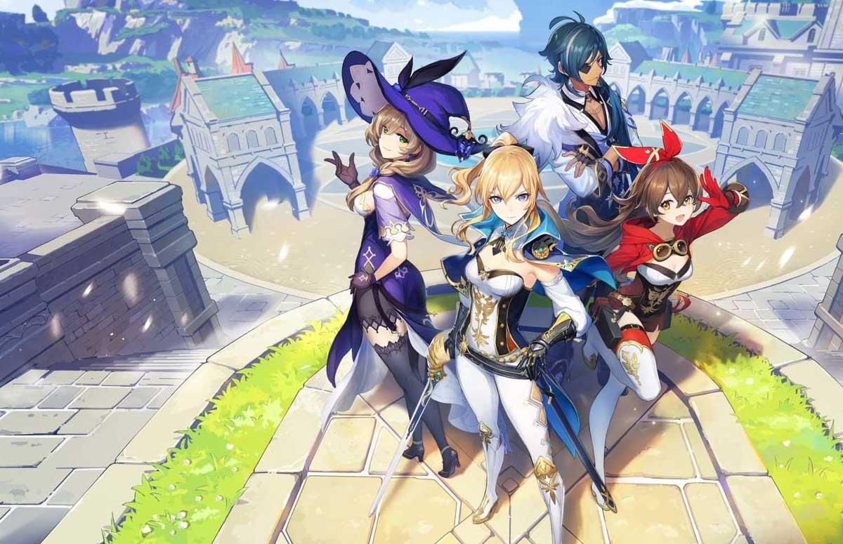 Beste iOS-games van oktober: Genshin Impact en vier andere spellen