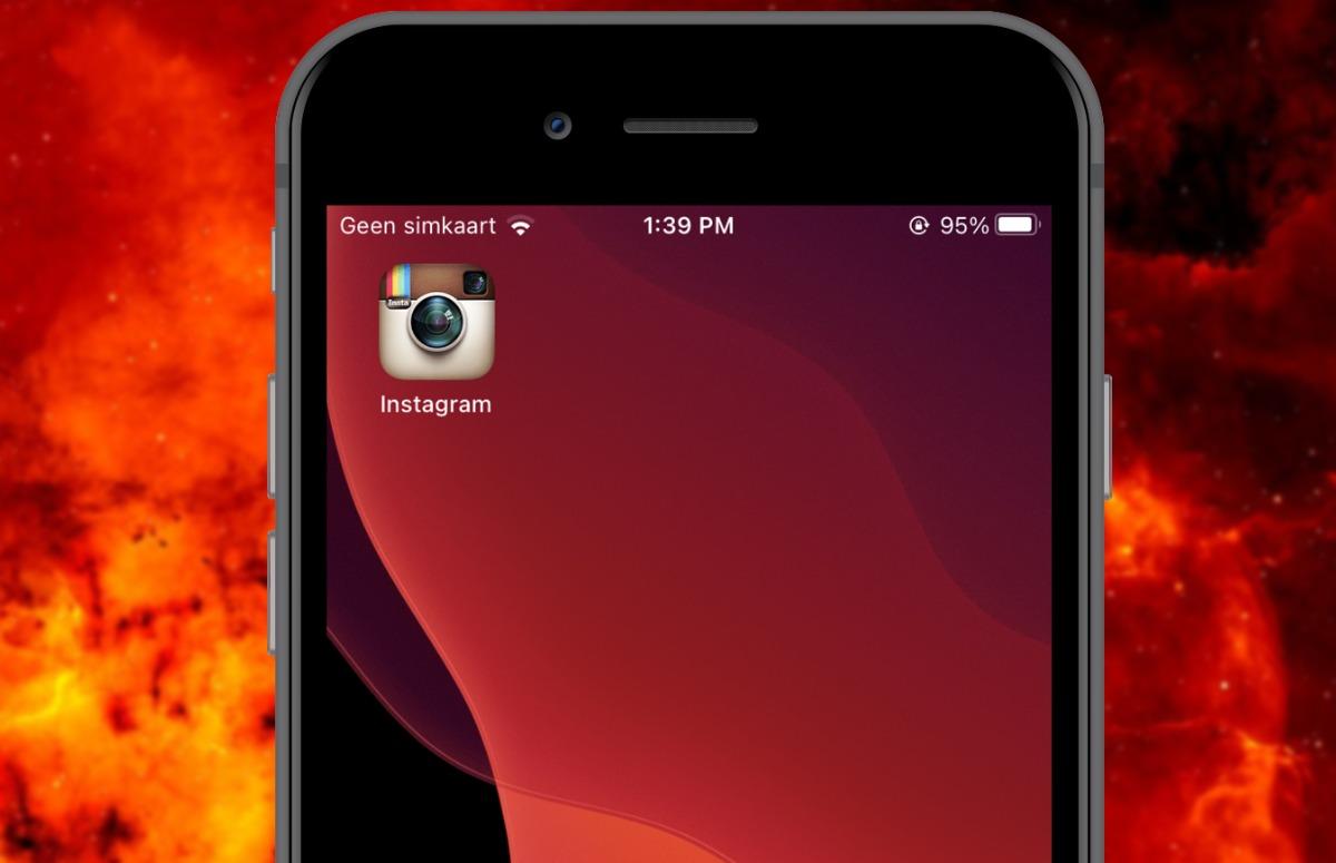 Zo krijg je het retro Instagram-logo terug op je iPhone