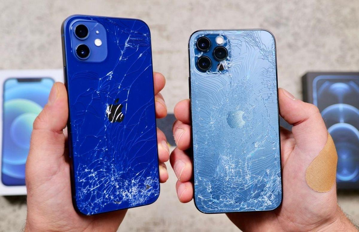 De ultieme test: Hoe sterk is het Keramisch Schild van de iPhone 12?