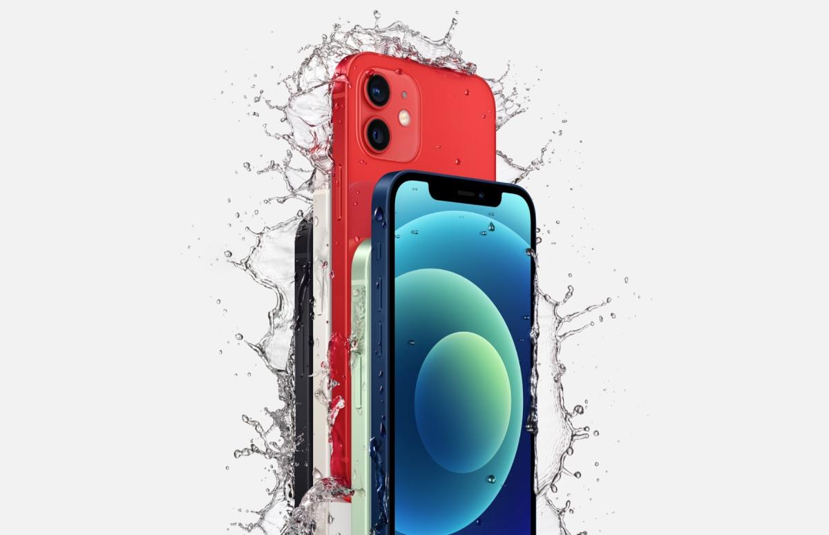 Ontdek de nieuwe iPhone 12 Pro met 5G! (ADV)