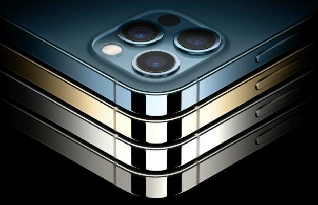 iPhone 12 geheugen