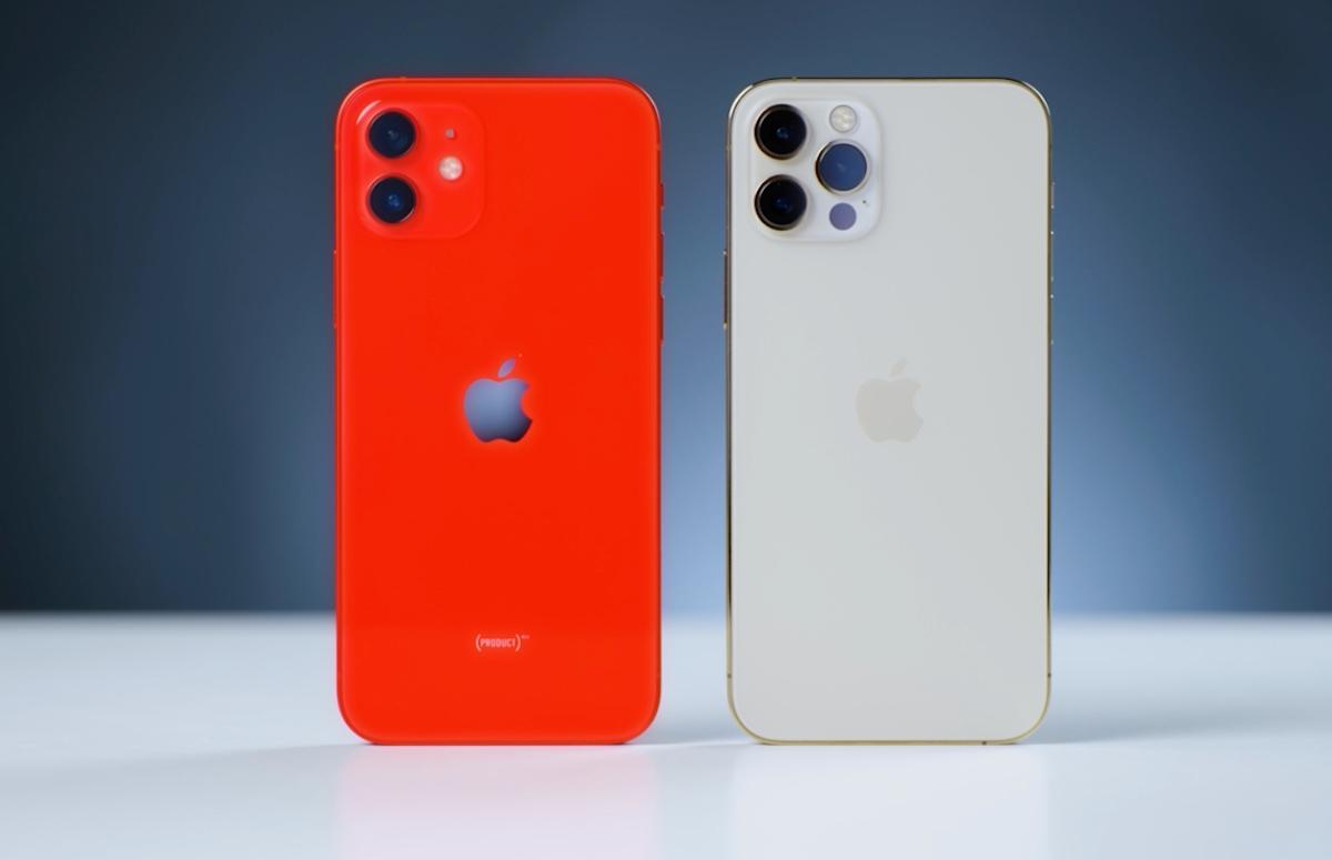 'Derden kunnen het scherm en de camera's van de iPhone 12 niet repareren'