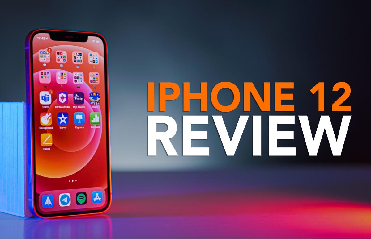 iPhone 12 review: de nieuwe standaard legt de lat ongelofelijk hoog