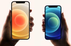 iphone 12 scherm