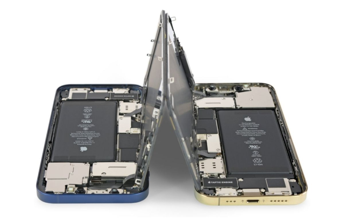 iPhone 12 en iPhone 12 Pro teardown toont sterke gelijkenissen tussen beide toestellen