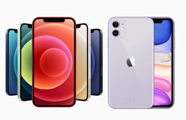 iphone 12 vs iphone 11 vergelijking