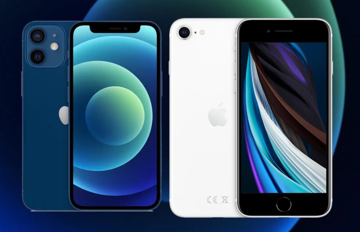 iPhone 12 mini vs iPhone SE: de kleinste Apple-telefoons vergeleken