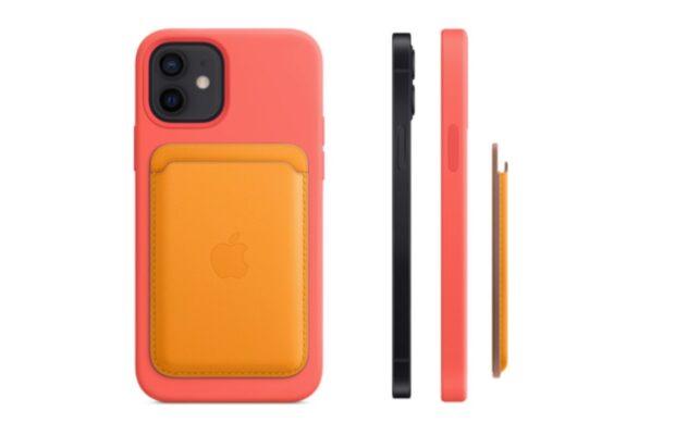 nieuwe kleuropties iPhone 12 MagSafe-hoesjes