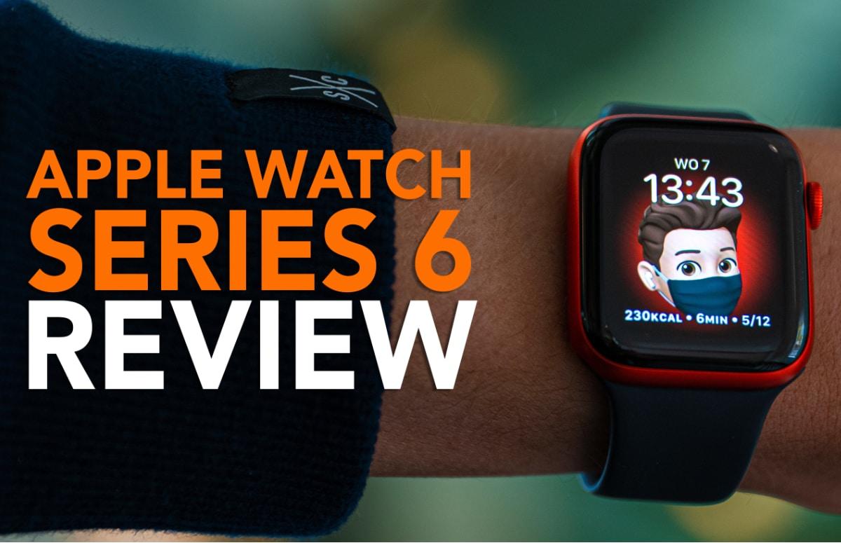 Apple Watch Series 6 videoreview: is hij voor jou de moeite waard?