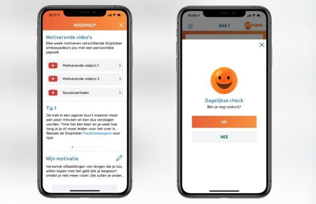 Stoptober 2020 app