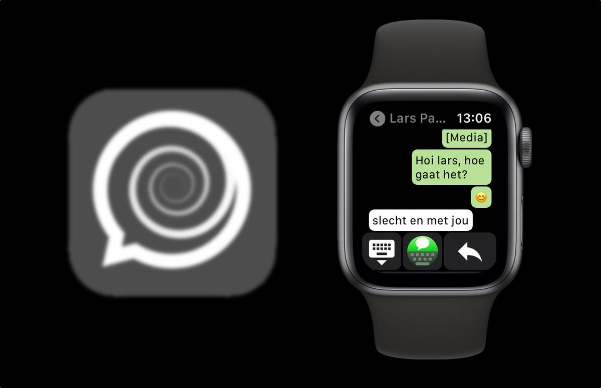 Review: WatchChat 2 laat je WhatsAppen op je Apple Watch