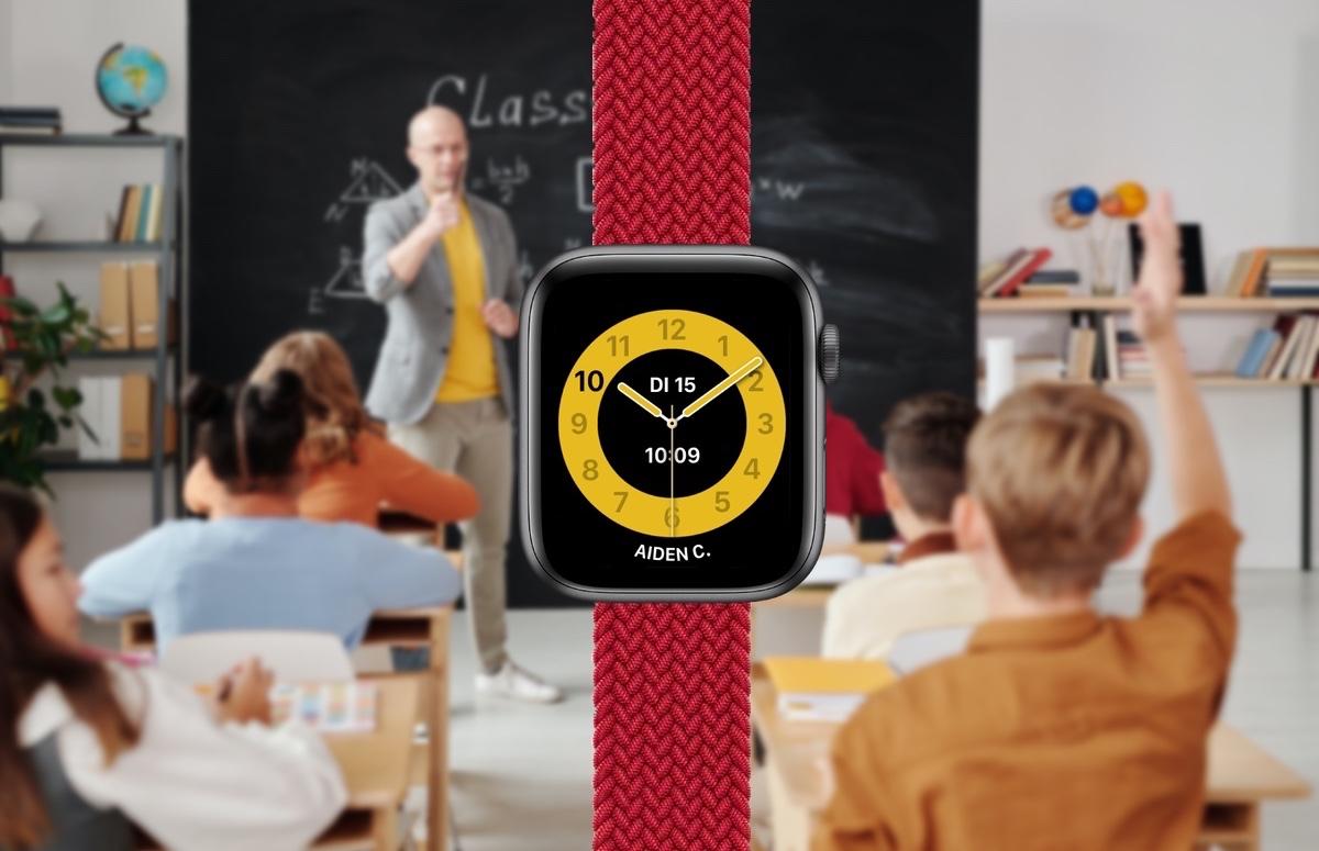 watchOS 7-tip: zo blijf je bij de les met Schooltijd