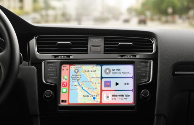 apple carplay installeren en gebruiken