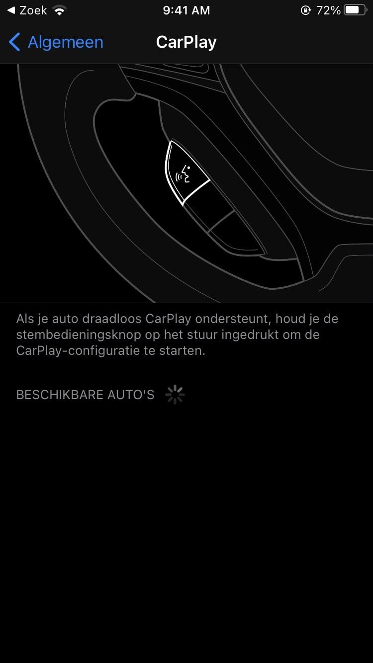 apple carplay installeren en gebruiken screenshots (3)