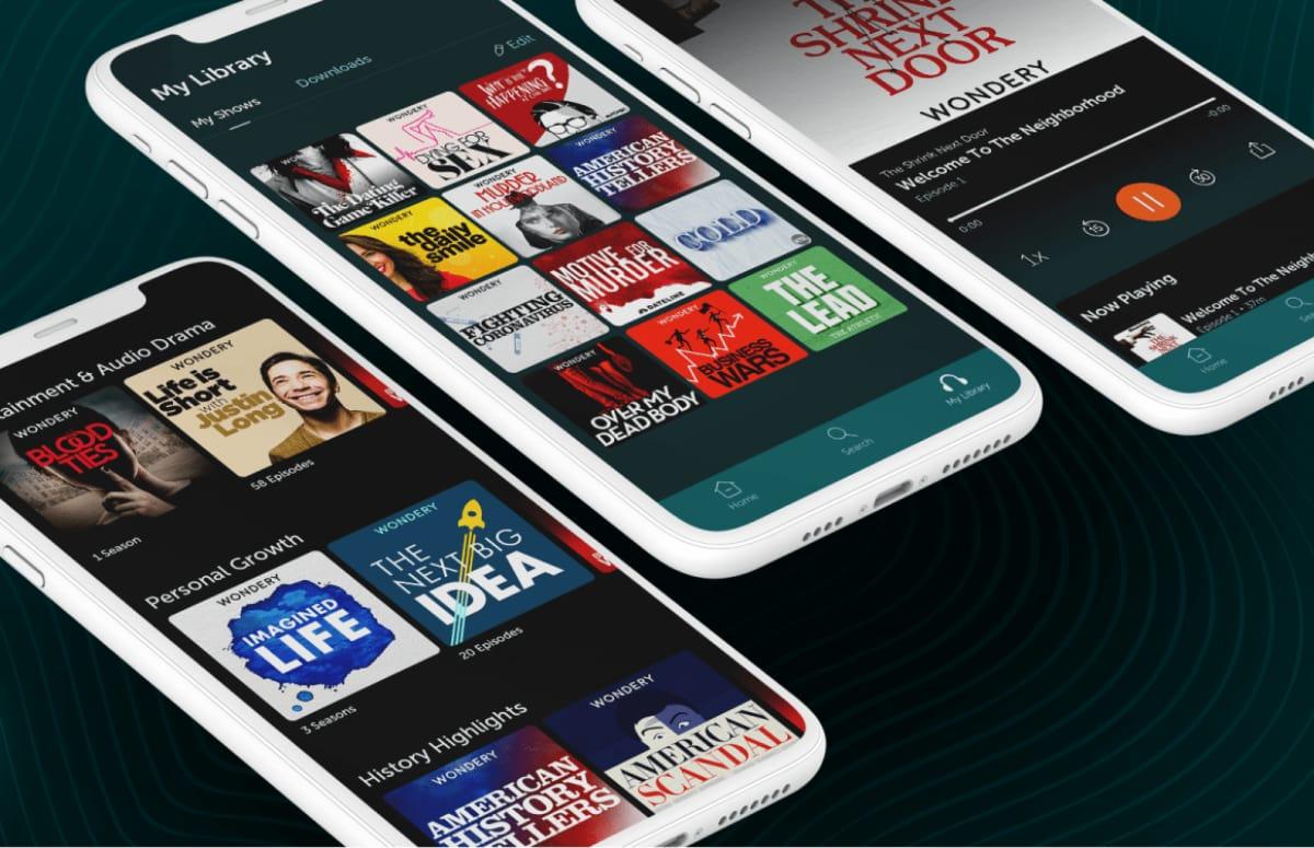 'Apple wil groot onafhankelijk podcastnetwerk overnemen'