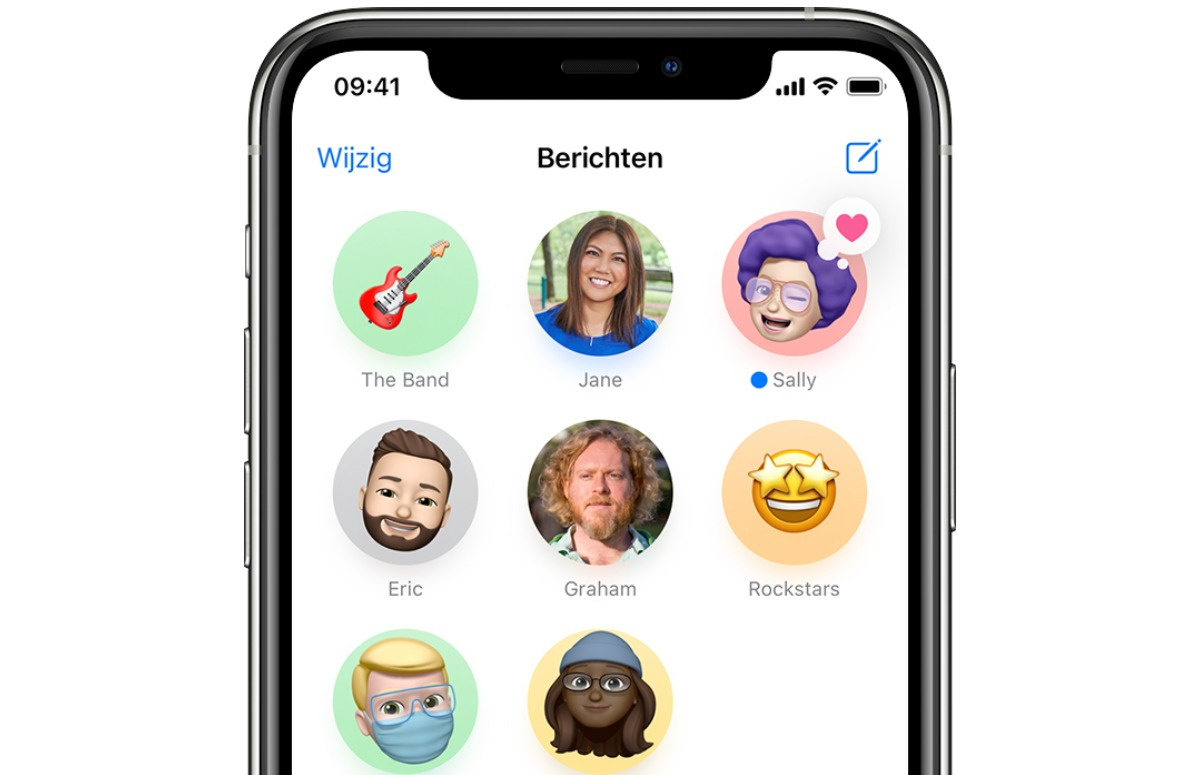 Tip: Berichten bovenaan vastzetten op je iPhone, iPad en Mac