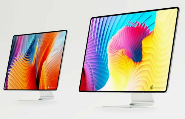 iMac Apple Silicon concept