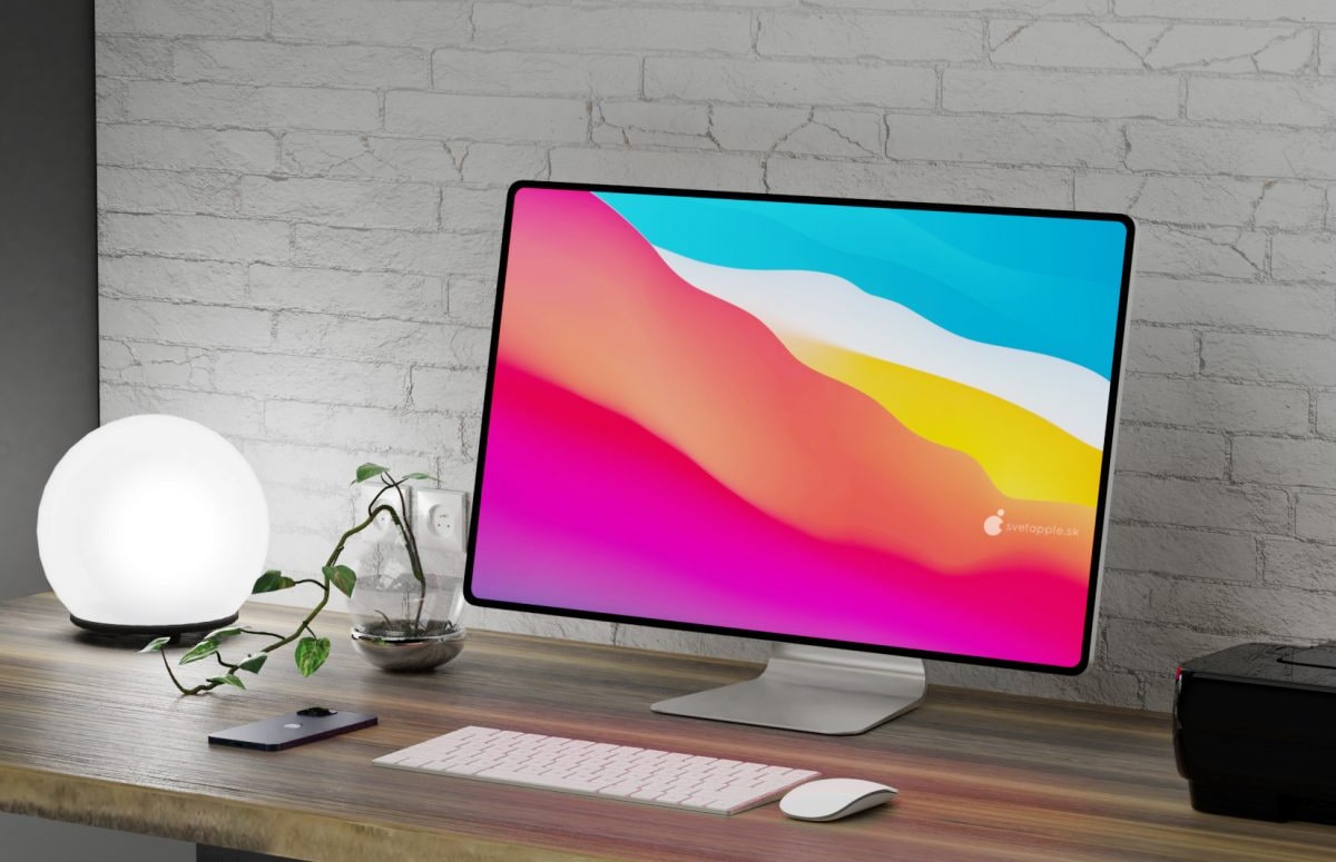 Gerucht: nieuwe iMac krijgt groter scherm dan huidige model