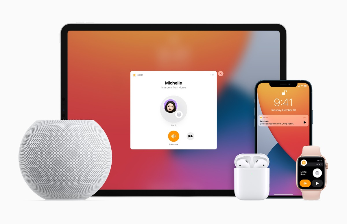 Intercom gebruiken: Zo praat je met huisgenoten via Apple-apparaten