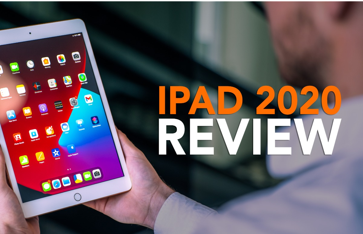 Video van de week: iPad 2020 review