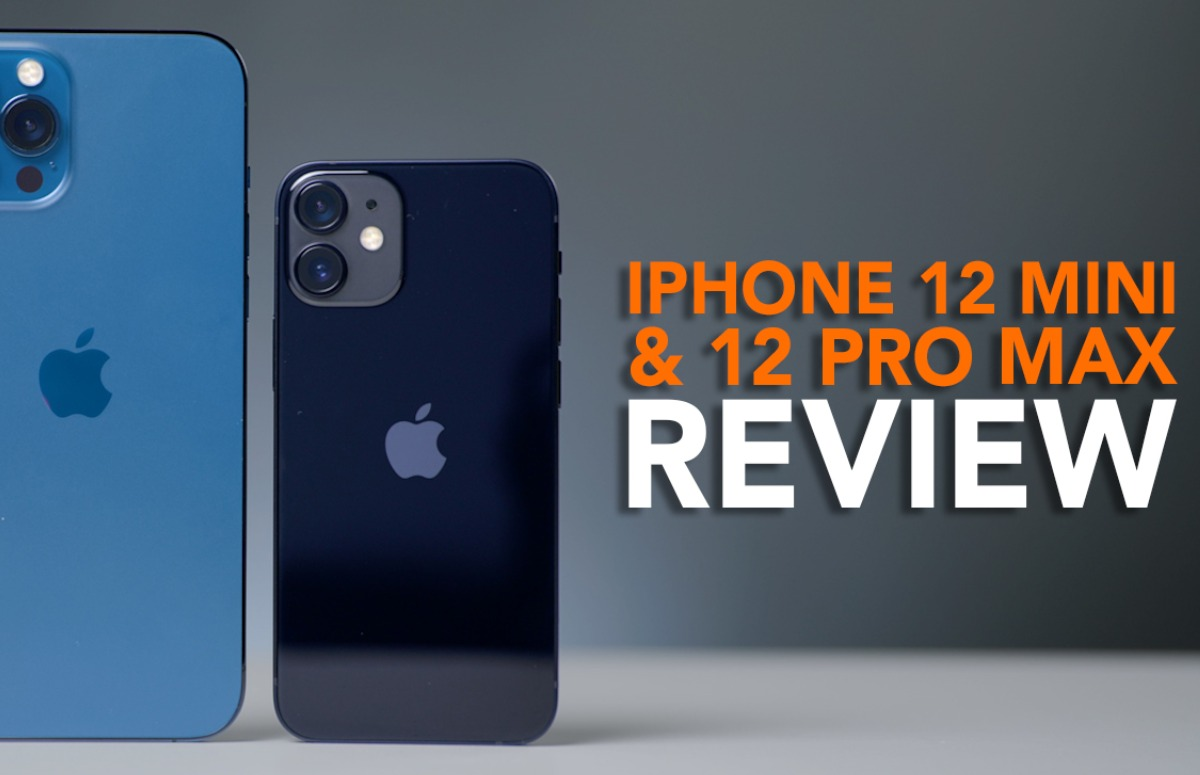 Video van de week: iPhone 12 mini en Pro Max review